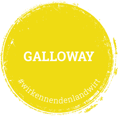 Kalieber Galloway-Produkte