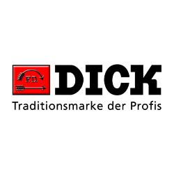Kalieber Dick Messer Logo